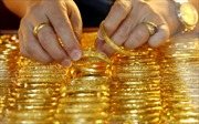 Giá vàng thế giới phục hồi