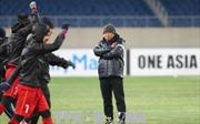 HLV Park Hang-seo và 'bí kíp' hồi phục thể lực cho U23 Việt Nam