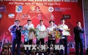 Hải Dương vinh danh các tuyển thủ U23 Việt Nam