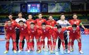 VCK Futsal châu Á 2018: 'Bắt giò' đối thủ Tứ kết của đội tuyển Việt Nam