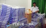 Kiên Giang bắt giữ 17.500 bao thuốc lá lậu