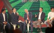 Những biểu cảm khiến khán giả bật cười của HLV U23 Việt Nam Park Hang- seo