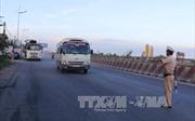 Thừa Thiên - Huế xử lý xe chở khách quá tải, đảm bảo an toàn giao thông dịp Tết