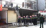 Hà Giang: Hỏa hoạn thiêu rụi 2 ngôi nhà của dân