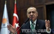 Thổ Nhĩ Kỳ tuyên bố bao vây Afrin, Syria trong ít ngày tới