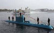 Iran công bố kế hoạch chế tạo tàu ngầm hạt nhân