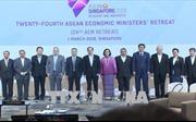 Hội nghị Hẹp Bộ trưởng Kinh tế ASEAN thảo luận biện pháp tăng cường hội nhập khu vực