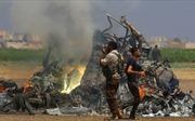 Nhìn lại những vụ máy bay Nga rơi khi tham chiến tại Syria
