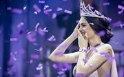 'Nàng Rapunzel' tóc dài gần 1m đăng quang hoa hậu Thụy Sĩ