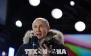 Lãnh đạo thế giới chúc mừng ông Putin tái đắc cử tổng thống Nga