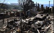 Sơ tán hàng trăm người vì cháy rừng lớn tại Australia