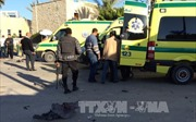 Ai Cập tiêu diệt hàng chục phần tử khủng bố tại Sinai