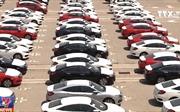 Hơn 1.000 xe Honda nhập về TP Hồ Chí Minh đã được thông quan