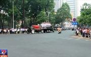 Hàng chục nghìn người dân tiễn đưa nguyên Thủ tướng Phan Văn Khải