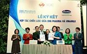 Vinamilk và Dược Hậu Giang hợp tác chiến lược nghiên cứu phát triển sản phẩm