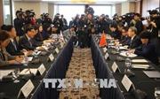 Hàn-Nhật-Trung tiến hành vòng đàm phán thương mại mới