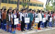 Gần 500 học sinh trong nước và quốc tế tham dự kỳ thi Toán học Hà Nội mở rộng 2018