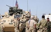 Lực lượng Mỹ suýt dội bom quân Nga ở đông Deir Ezzor