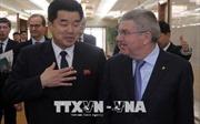 Chủ tịch IOC gặp giới chức thể thao Triều Tiên