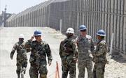 Ông Trump không phải Tổng thống Mỹ đầu tiên điều binh lính ra biên giới với Mexico