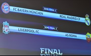 Bán kết Champions League: Bayern Munich đấu Real Madrid, Liverpool 'hẹn hò' Roma