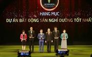 Tập đoàn FLC đoạt giải Nhà phát triển bất động sản uy tín nhất Việt Nam năm 2018