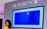 LG đưa dòng OLED TV mới ra thị trường thế giới