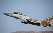 Israel tuyên bố có quyền 'tự do hành động' trong không phận Syria