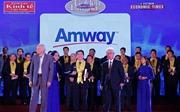 Amway Việt Nam lần thứ 4 nhận giải thưởng Rồng Vàng