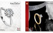 Ra mắt nhãn hàng kim cương thiên nhiên Bảo Tín Minh Châu Forever One