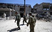 Nga phát hiện phòng thí nghiệm vũ khí hóa học của phiến quân tại Douma