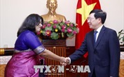 Phó Thủ tướng, Bộ trưởng Ngoại giao Phạm Bình Minh tiếp Đại sứ Bangladesh