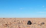 Giải mã thiên thạch chứa kim cương rơi xuống sa mạc châu Phi