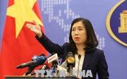 Việt Nam hoan nghênh thúc đẩy đối thoại, duy trì hòa bình, ổn định trên bán đảo Triều Tiên