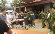 Lâm Đồng: Lở đất khiến vợ chồng bị khối đất lớn vùi lấp sâu hơn 2m