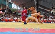 Bảo tồn, phát triển môn thể thao vật dân tộc