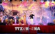 Đêm hội 'Phố Hiến huyền thoại - Trầm tích phù sa sông Hồng'