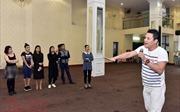 Lê Quý Dương, người 'tăng động' trong nghệ thuật