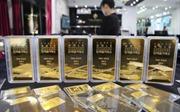 Giá vàng châu Á đi xuống sau một tuần khởi sắc