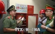 Hà Nội kiểm tra đột xuất các chung cư về phòng cháy, chữa cháy