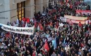 Biển người biểu tình ở Thổ Nhĩ Kỳ ủng hộ dân Palestine và phản đối Mỹ