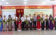 Hội thi Bí thư chi bộ giỏi hưởng ứng sơ kết 2 năm thực hiện Chỉ thị 05 của Bộ Chính trị