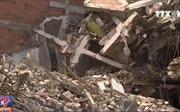 Sập nhà 3 tầng, 3 người thương vong