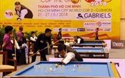 149 cơ thủ hàng đầu dự Giải Billiards 3 băng cúp thế giới TP Hồ Chí Minh 2018