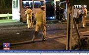Điều tra nguyên nhân vụ tai nạn giao thông phía Nam hầm Hải Vân