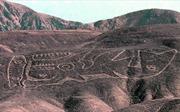 Phát hiện hơn 20 hình vẽ khổng lồ thần bí trên sa mạc Peru