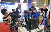 Khai mạc 2 triển lãm quốc tế về công nghệ thông tin và truyền hình