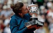 Vô địch đơn nữ giải Pháp mở rộng: Simona Halep - Vua đã có ngai