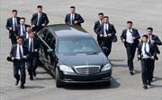 Tiêu chí để trở thành vệ sĩ của nhà lãnh đạo Triều Tiên Kim Jong-un