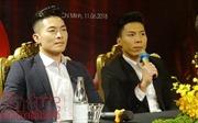 Nghệ sĩ xiếc Quốc Cơ - Quốc Nghiệp dừng live show 'Đừng sợ hãi' ngày 28/6 vì chấn thương